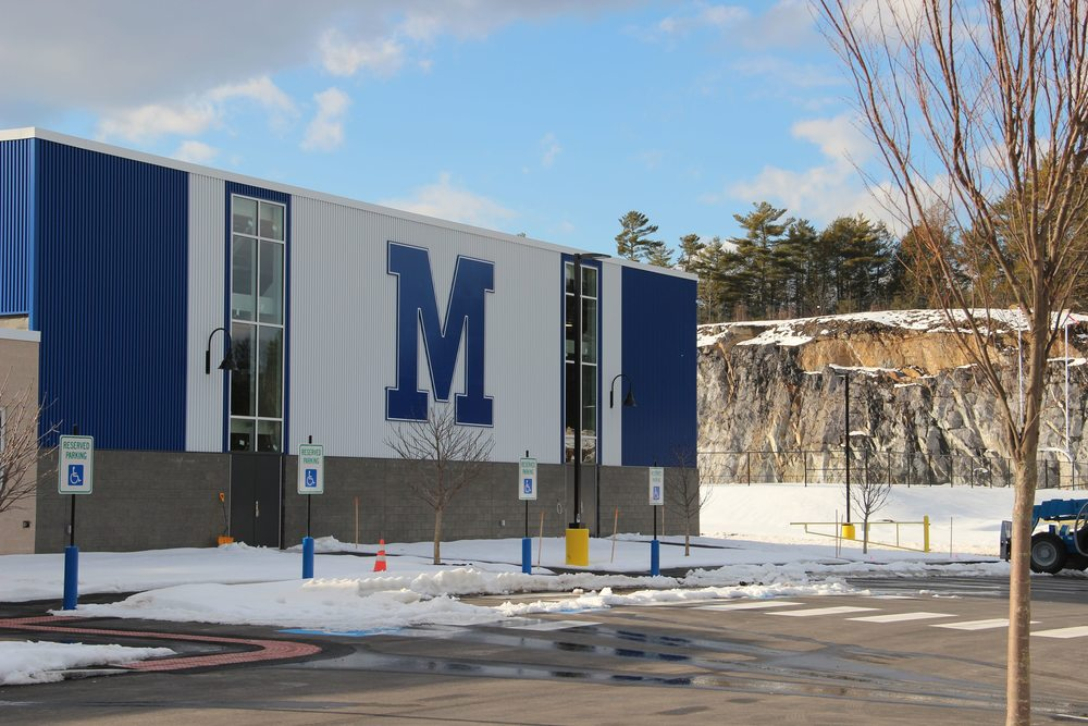 Update: Morse High School & Bath Tech Pictures