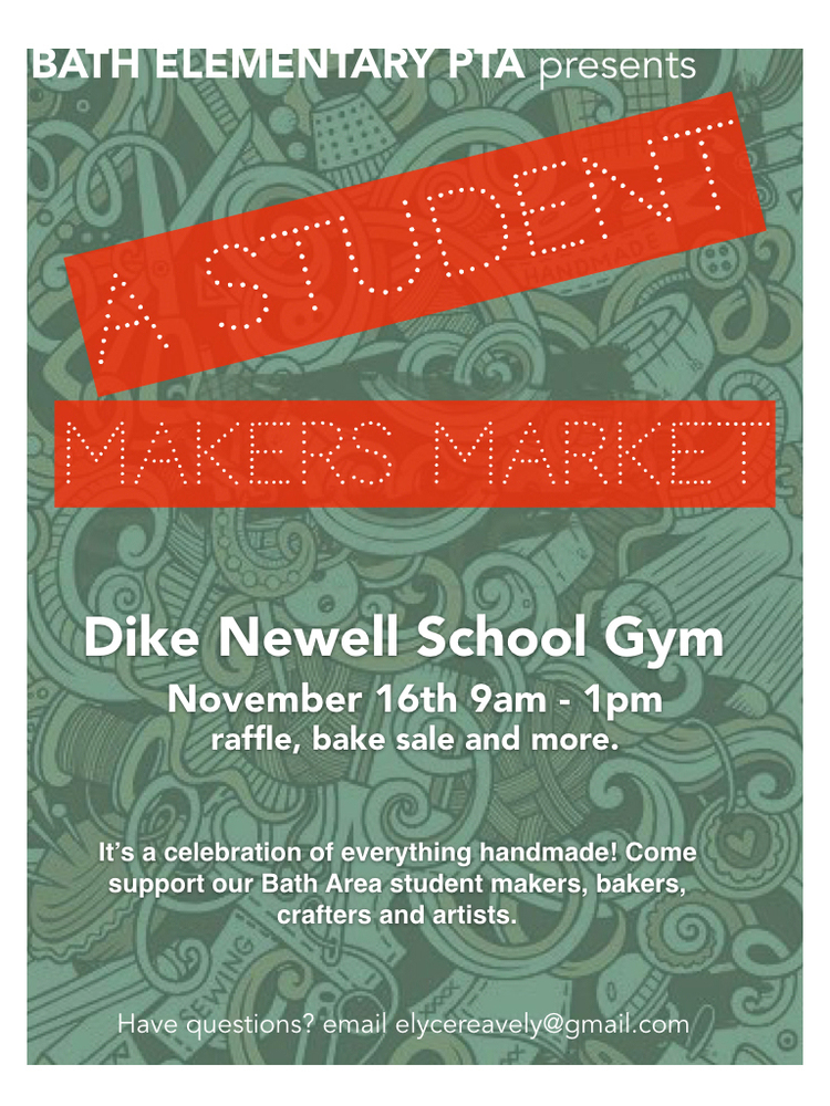 A Student Makers Market