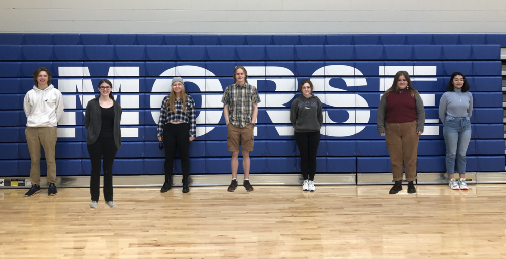 Seven Morse Seniors Eligible for Maine State Seal of Biliteracy