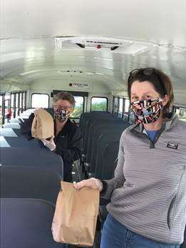 Feeding a School District During a Pandemic