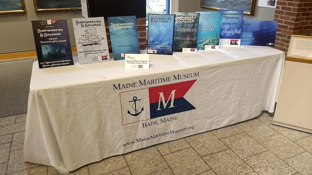 BRCTC Collaborates with Maine Maritime Museum