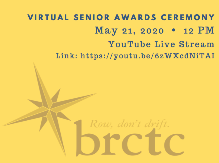 BRCTC Virtual Senior Awards 2020