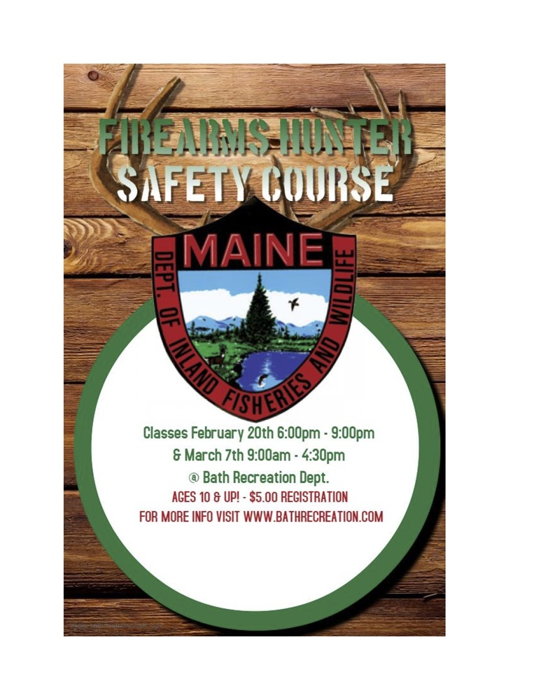 Firearms Hunter Safety Course