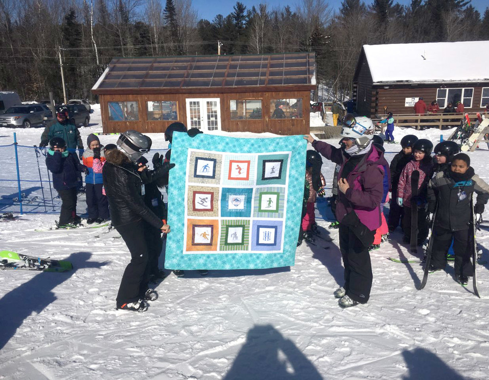 Annual Ski Trip Takes Dike Newell Students to the Slopes