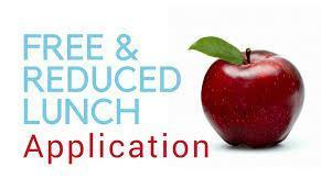 Free or Reduced Lunch Forms