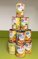 CANNED FRUIT DRIVE OCT 15-OCT 25
