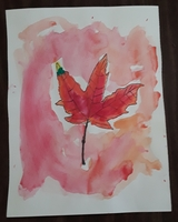 Student Artist of the Week October 3 & October 10