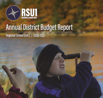 RSU1 2020-2021 Budget Approved