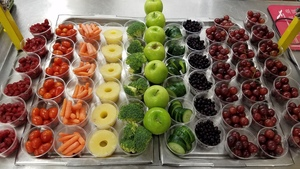 "Elementary Schools will ""Eat the Rainbow"" next week!"