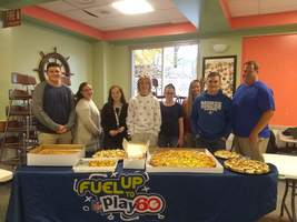 2nd Annual Halloween Breakfast Challenge hosted by Fuel Up to Play 60