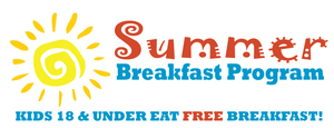 RSU 1 FREE Summer Breakfast Program
