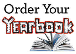Order your yearbook now!