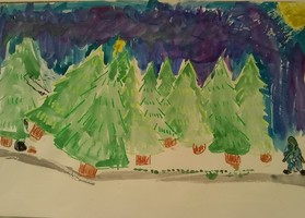 Student Artist of the Week December 19