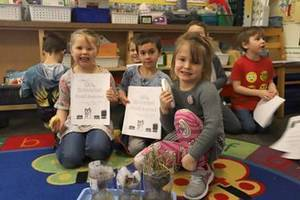 Go2Science Brings Faraway Lands into Woolwich Classrooms