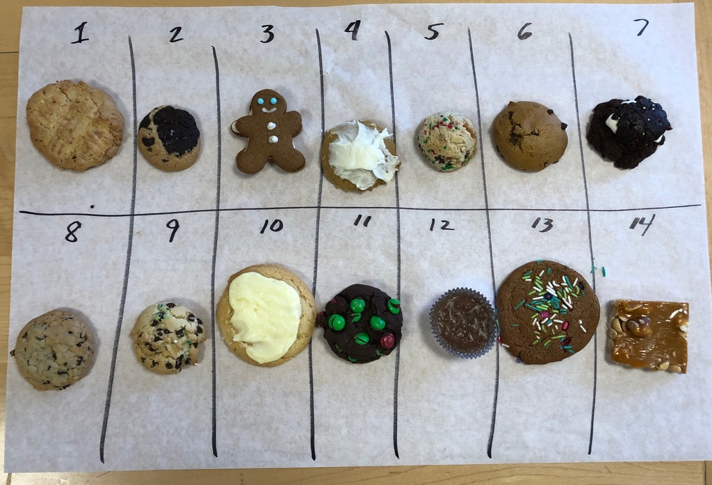 cookie throwdown