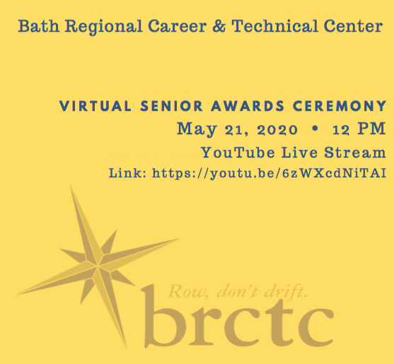 virtual senior awards notification